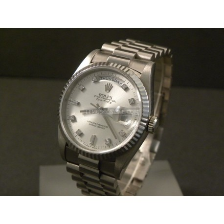 Rolex Day-Date Diamons dial