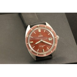 Omega Red Seamaster