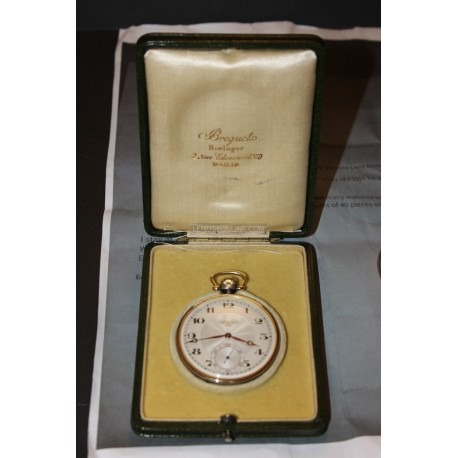 Breguet for King Fouad